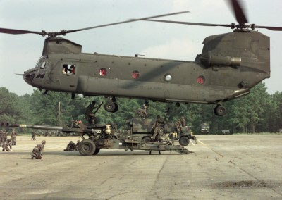 En helikopterpilots dröm